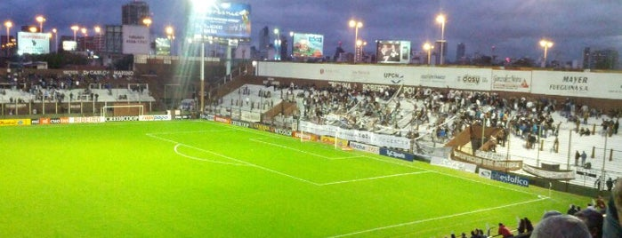Estadio Ciudad de Vicente López (Club Atlético Platense) is one of Soccer stadium in Argentina.