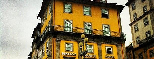 Pestana Porto is one of Pestana Hotels & Resorts.