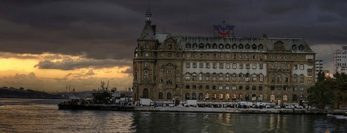 Haydarpaşa Garı is one of Tarihistanbul.