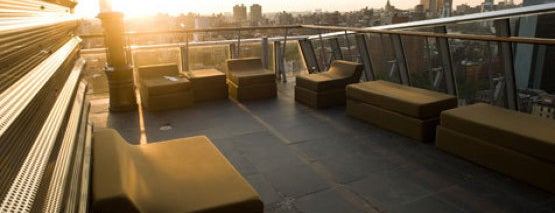 Hotel on Rivington is one of Rooftop City.