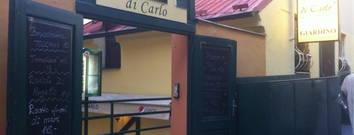 Pizzeria Carlo is one of Dmitri 님이 저장한 장소.