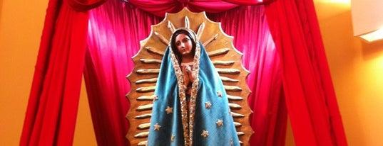 Santuário Nossa Senhora de Guadalupe is one of สถานที่ที่ Káren ถูกใจ.