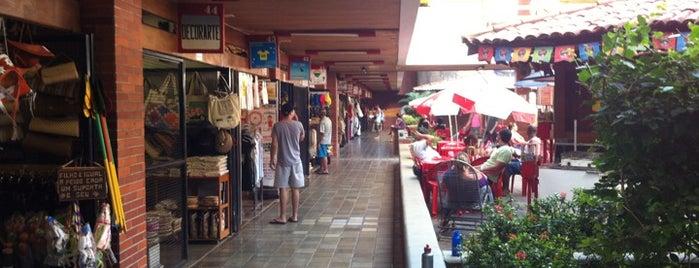 Mercado de Artesanato Paraibano is one of Locais curtidos por Jaqueline.