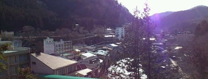 ホテルニュー塩原 is one of 宿、旅館、ホテル.