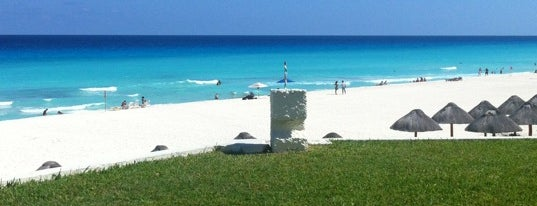 Playa is one of Cancún, MEX.