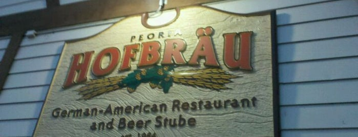 Hofbrau is one of Ideas for Jen's visit.