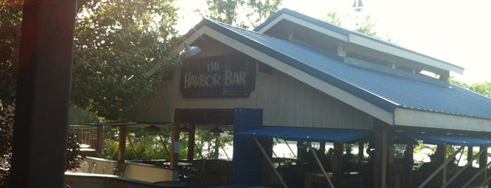 SilverTree Harbor Bar is one of Deep Creek Lake FAVORITES!.