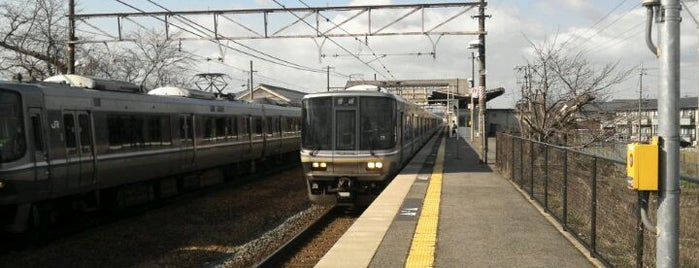Inae Station is one of 東海道本線.