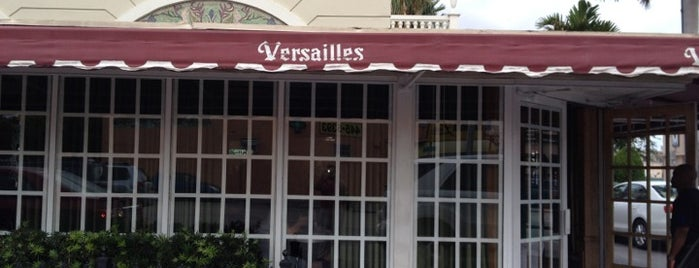 Versailles is one of Hungry in Miami.