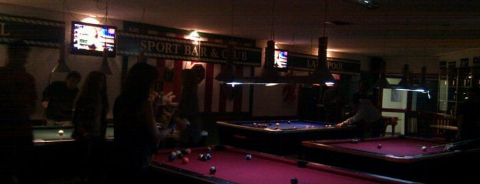 Lazo Sport Bar & Club is one of Leandroさんのお気に入りスポット.