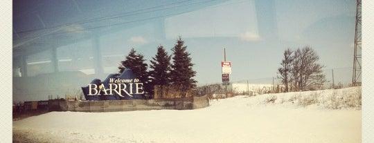 Barrie, Ontario is one of Lugares favoritos de EHSAN.