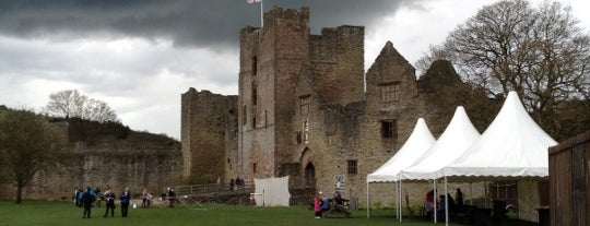 Ludlow Castle is one of Part 1 - Attractions in Great Britain.