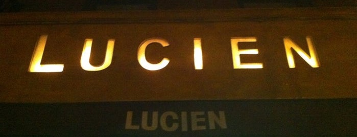 Lucien is one of New York.