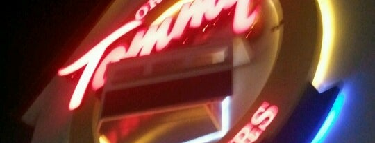 Original Tommy's Hamburgers is one of Tempat yang Disimpan Kenny.