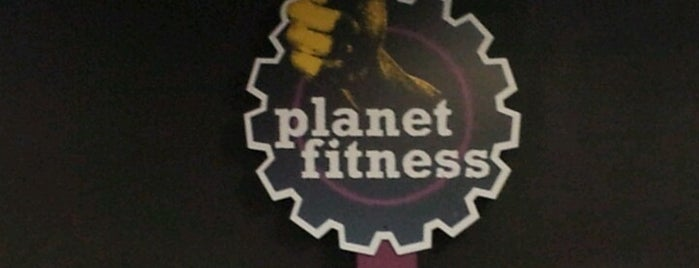 Planet Fitness is one of Asian Market and Grocery.