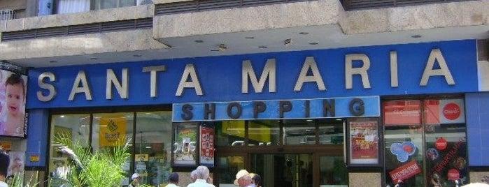 Santa Maria Shopping is one of Posti che sono piaciuti a Amanda.