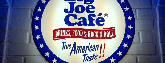 Big Joe Café is one of Lugares guardados de Fernando.