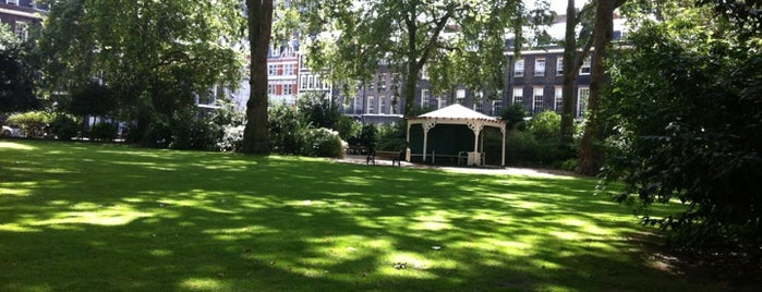 Bedford Square is one of Tempat yang Disukai Jason.