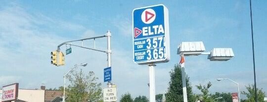 Delta Gas is one of Crystal : понравившиеся места.
