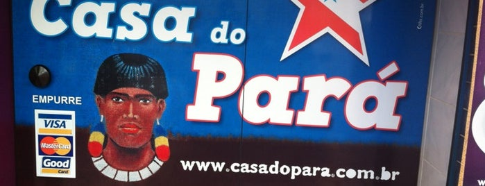 Casa do Pará is one of Gabriela 님이 저장한 장소.