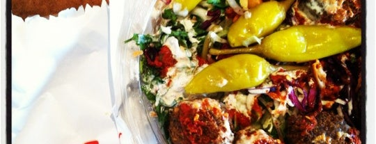 Pilpel Falafel is one of My London.