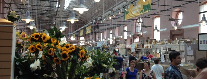 Eastern Market is one of Washington Post WaPro.