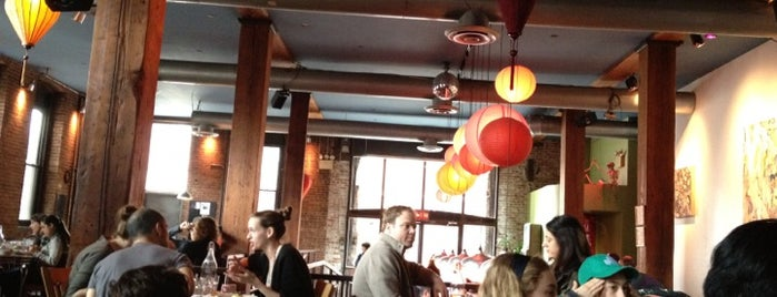 Superfine is one of DUMBO Lunch.