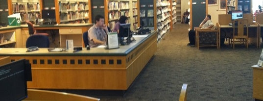 Columbus Metropolitan Library - Southeast Branch is one of Save this place to a list.