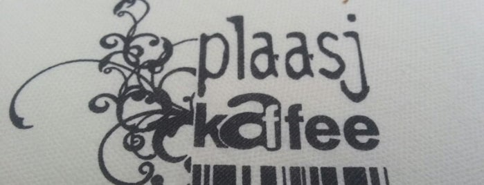 Plaasj Kaffee is one of Nice plekken.