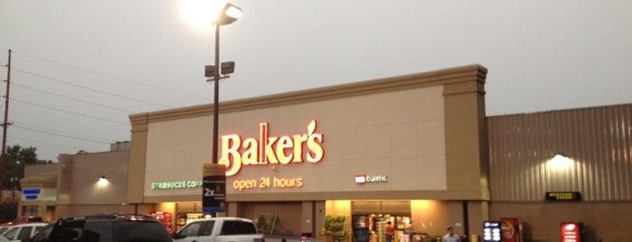 Baker's is one of Nicole'nin Beğendiği Mekanlar.