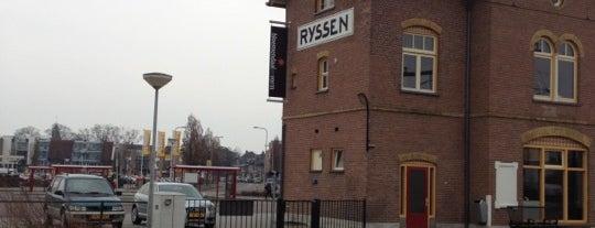 Station Rijssen is one of Friesland & Overijssel.