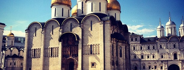 Assumption Cathedral is one of Раз.