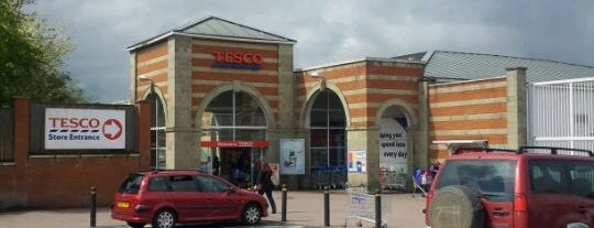 Tesco is one of Henryさんのお気に入りスポット.