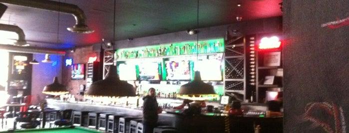 Break Bar & Billiards is one of Sports Bars-To-Do List.