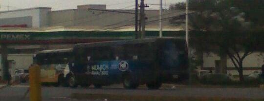Gasolinera Pemex C.U. is one of Orte, die JCarlos gefallen.