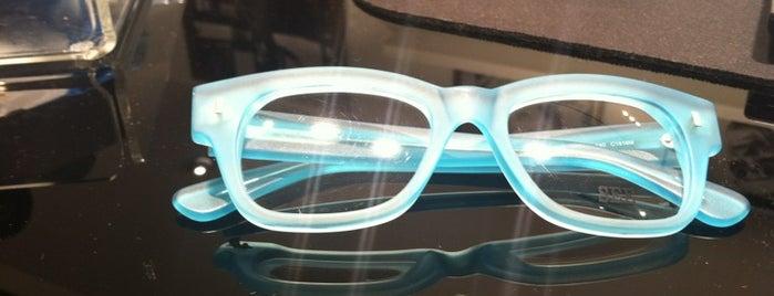 SEE is one of Eyeglasses.