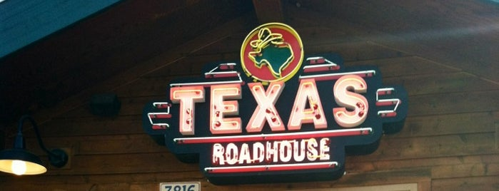 Texas Roadhouse is one of Need to check this out!.
