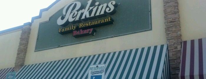 Perkins Restaurant & Bakery is one of Favorite Food.