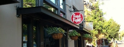 Food Fight is one of Portland.