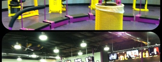 Planet Fitness is one of Posti che sono piaciuti a Joy.