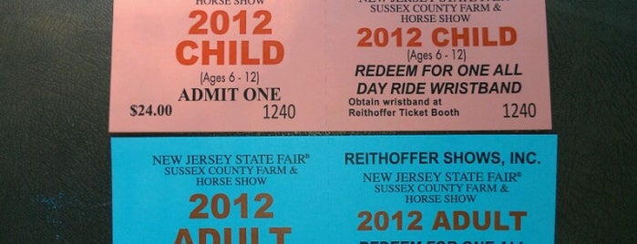 Sussex County Fair Grounds is one of Family Fun.