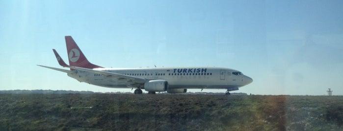 Aéroport Atatürk d'Istanbul (ISL) is one of ● Bebek (istanbul).