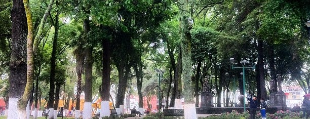 Alameda Parque Cuauhtémoc is one of Lieux qui ont plu à Hugo.