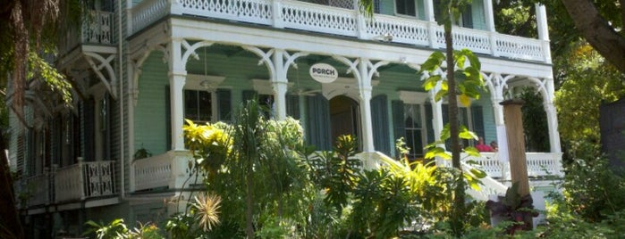 The Porch is one of Key West.