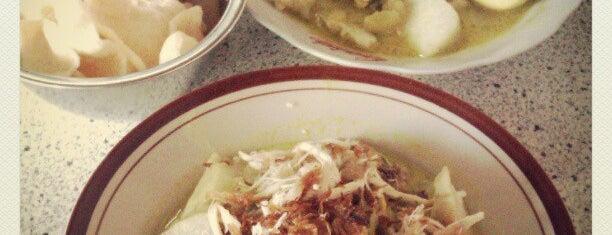 Bubur Ayam & Lontong Sayur Khas Jakarta is one of Best Streetfood in Bali.