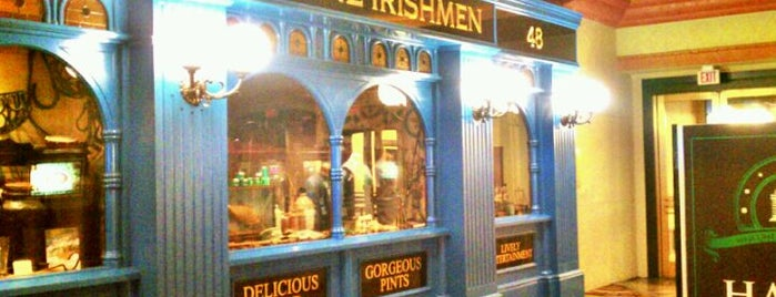 Nine Fine Irishmen is one of Las Vegas.