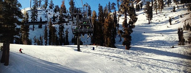 Alpine Meadows Ski Resort is one of Come Back Later.