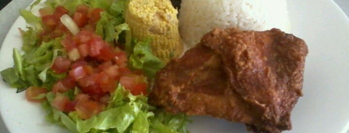 Fry Chicken is one of temp.