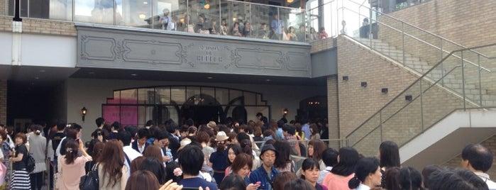 Maison de Reefur is one of Tokyo shopping.