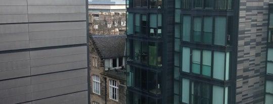 Residence Inn by Marriott Edinburgh is one of Locais curtidos por Mia.